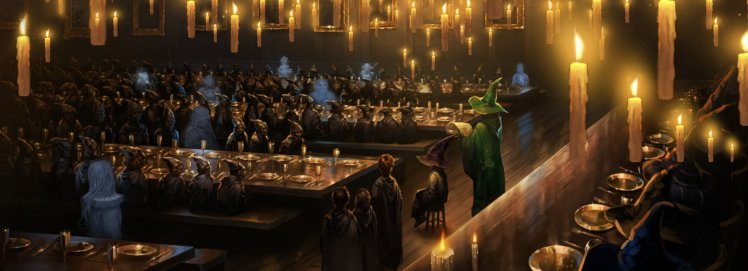 MinervaMcGonagall_PM_B1C7M2_HarryPotterBeingSortedInGreatHall_Moment